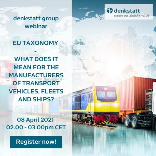 eu taxonomy manufature transport webinar website